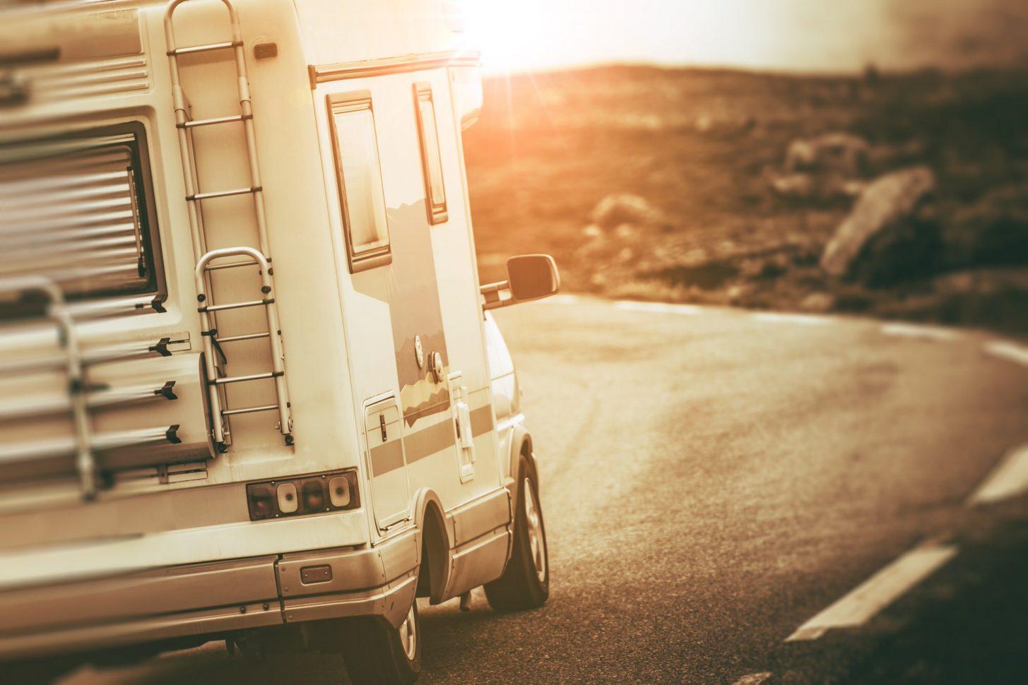 Camping-car et hébergement insolite, une autre idée des vacances !