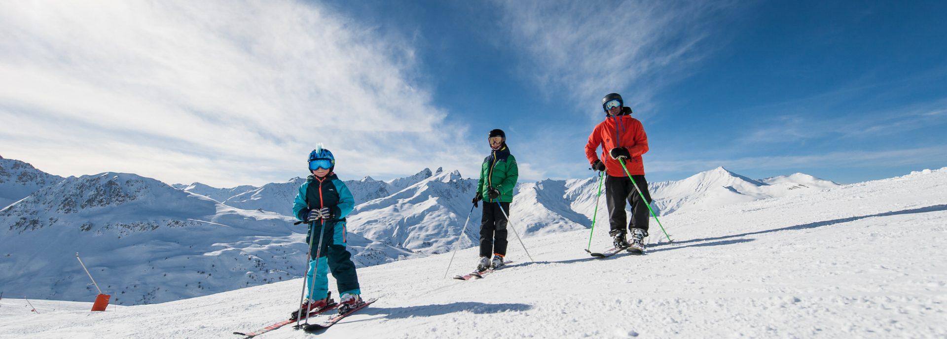 Skiez à Valloire !