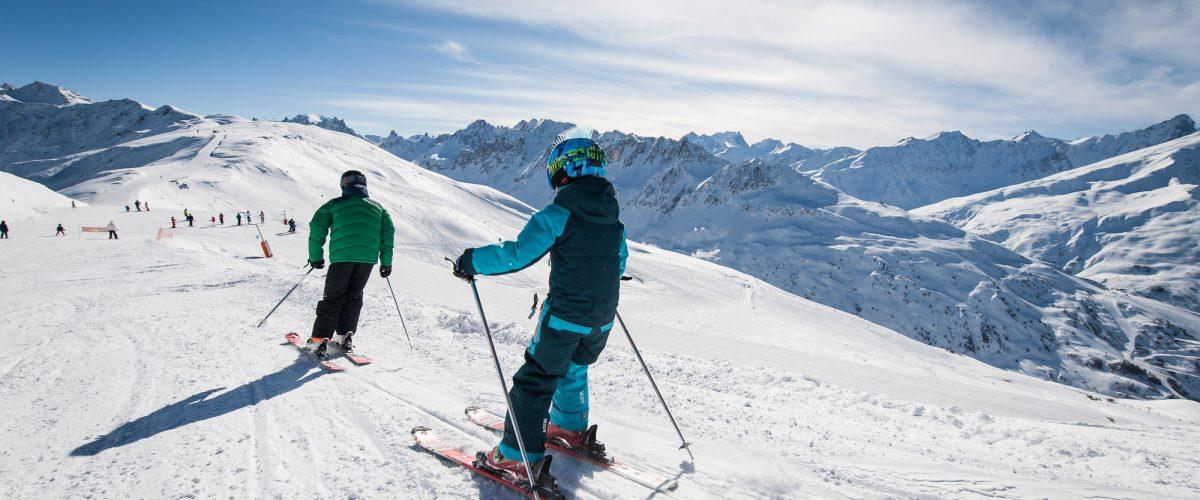 Apprendimento dello sci