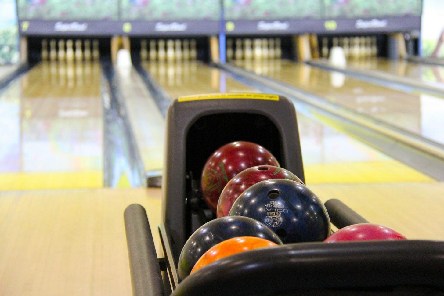 Piste de bowling à Valloire