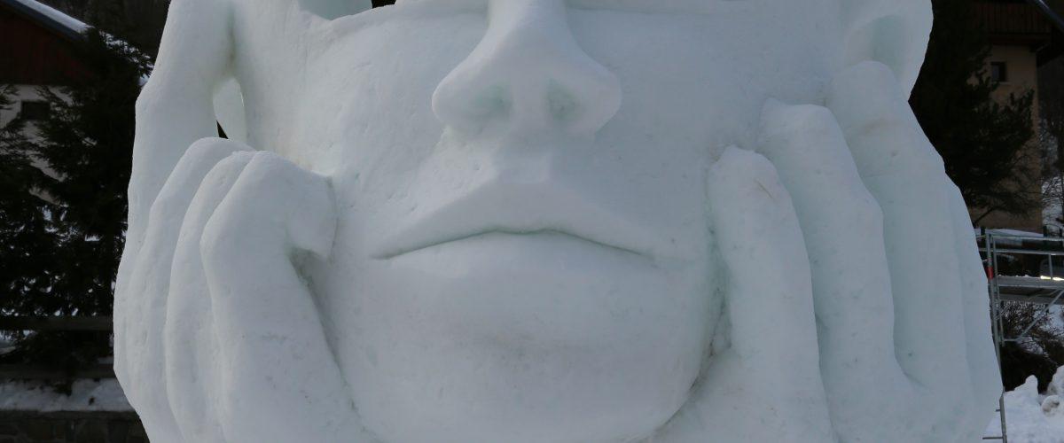 Sculture su Neve