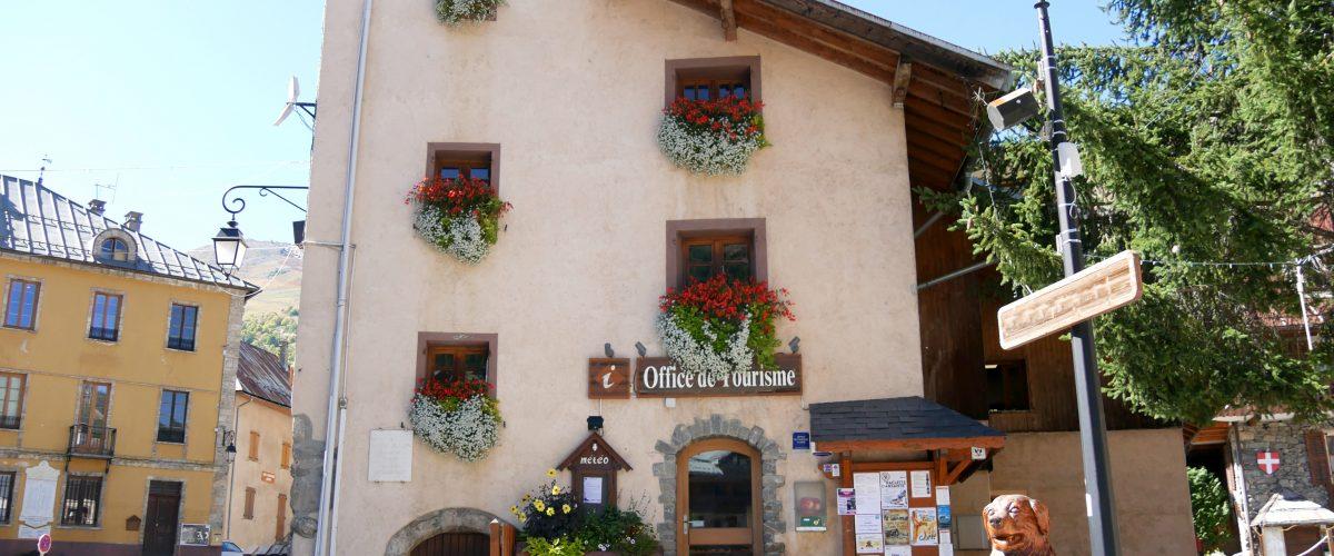 L'ufficio del turismo