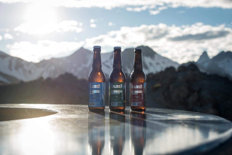 Bière Galibier - Made in Valloire !