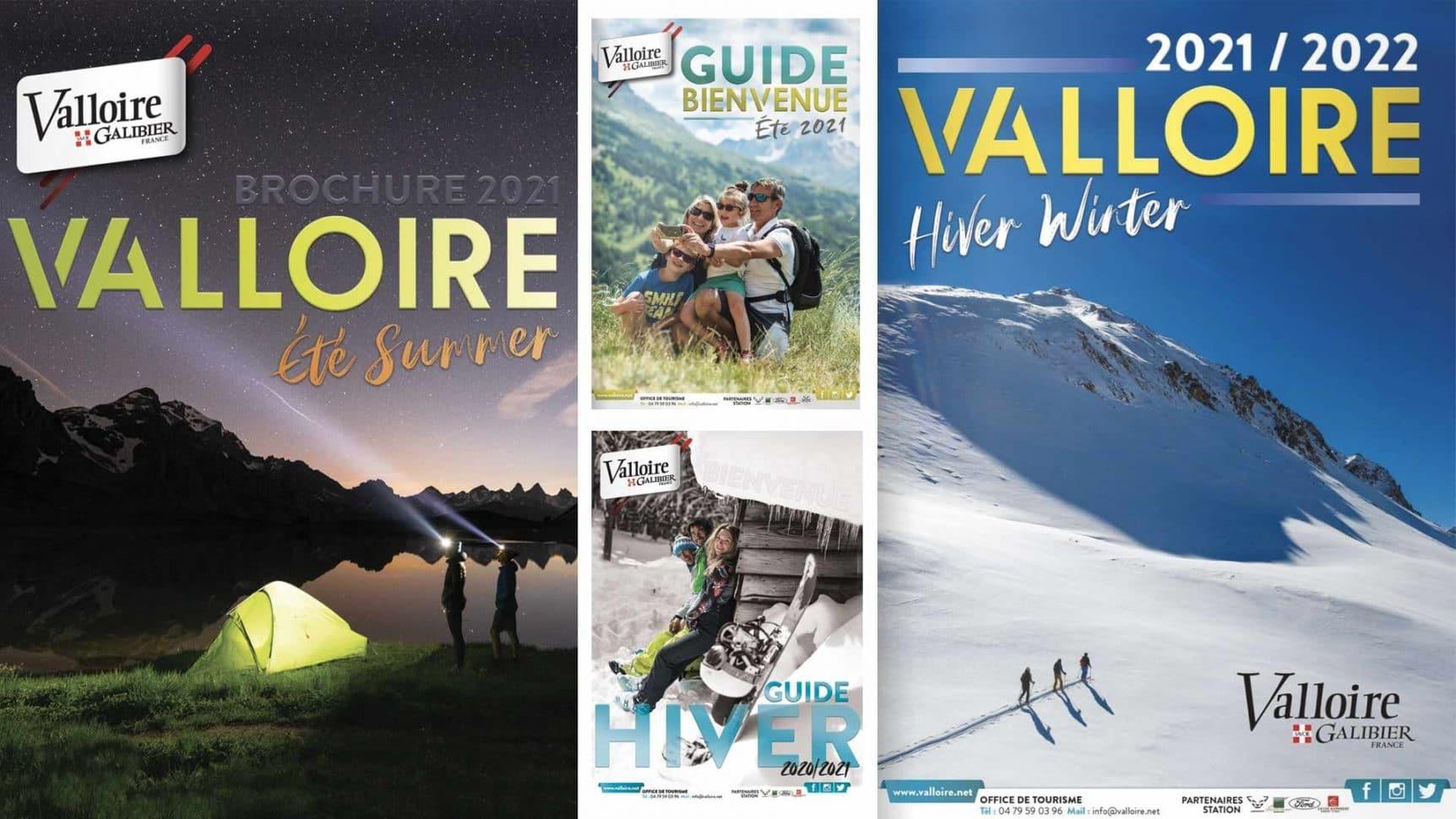 la documentation touristique de valloire